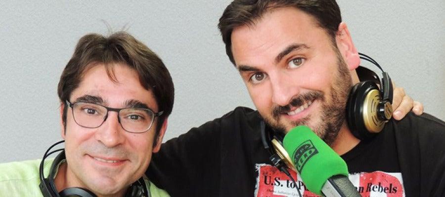 Daniel Carabel i Oscar Perezdolz a 'La Gran Vida'