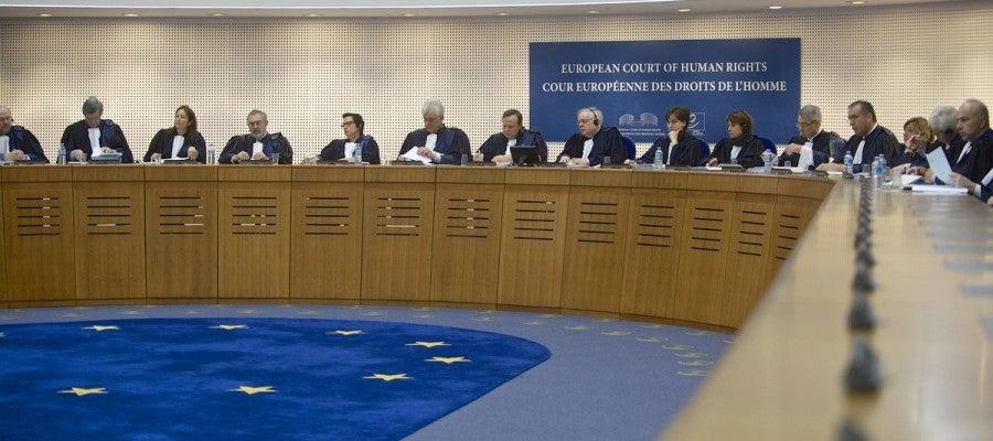 La Gran Sala del Tribunal Europeo de Derechos Humanos