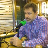Jacobo Moreira en los desayunos informativos de Pontevedra en la Onda