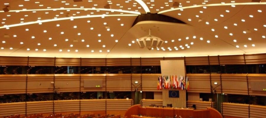 Imagen del Parlamento Europeo, a donde empiezan a llegar los lobbys nortemamericanos.
