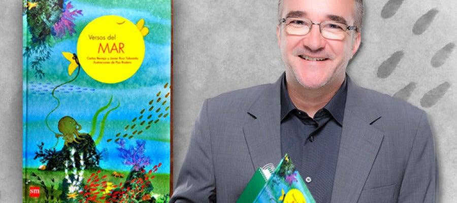 Javier Ruiz Taboada presenta su libro 'Versos del mar'