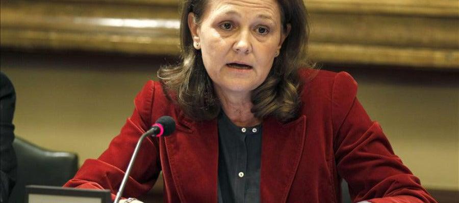 Montserrat Gomendio, secretaria de Estadio de Educación