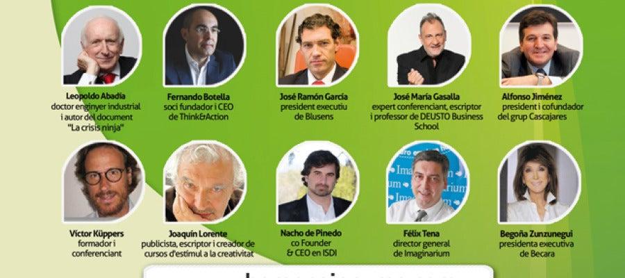 Els ponents d'Homenatge Pime, el 26 de novembre a Barcelona