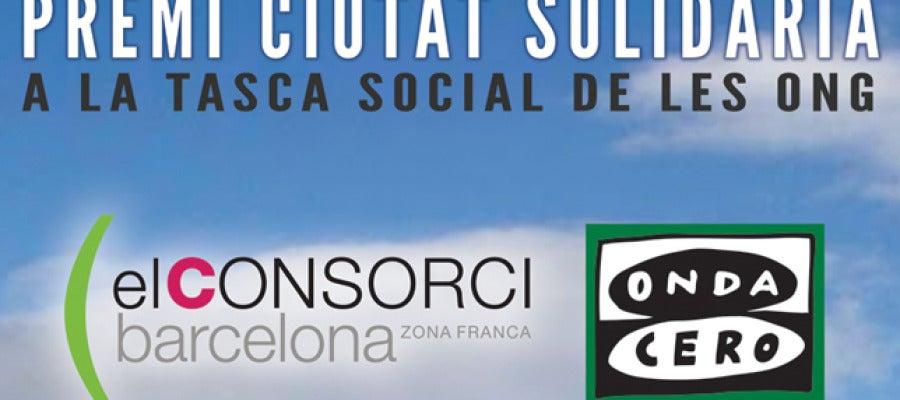 'Premi Ciutat Solidària' a la tasca de les ONG de Barcelona