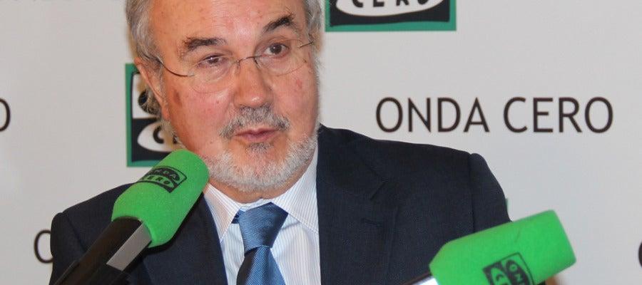 Pedro Solbes, exministro de Economía