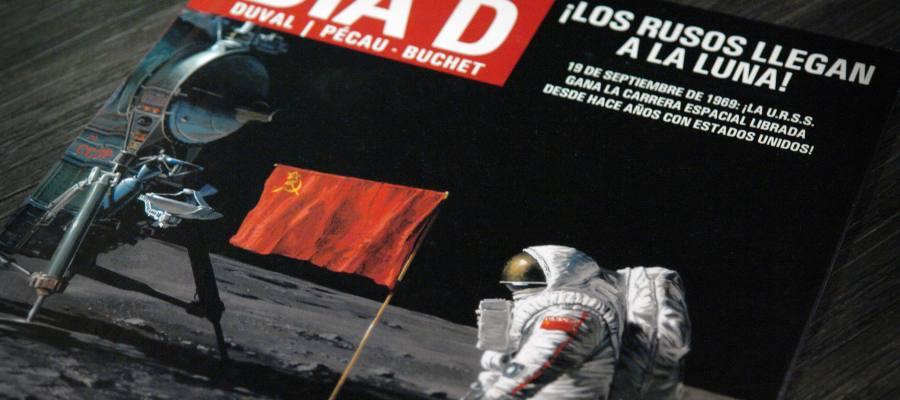 Portada del segundo número de la serie 'El Dia D', que edita Planeta DeAgostini Cómics