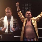 El Monaguillo y Arturo como 'Rocky'
