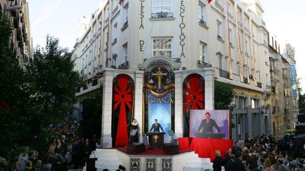 """Iván Arjona, presidente español de la Iglesia de la Cienciología: """"Hablar de Cienciología vende"""""""