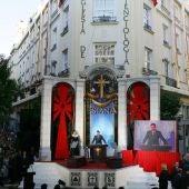 Inauguración de la sede española de la Iglesia de la Cienciología