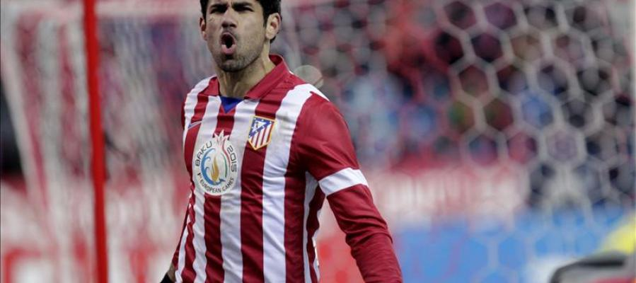 Diego Costa anota en Liga