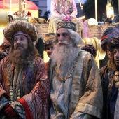 Los Reyes Magos en Madrid