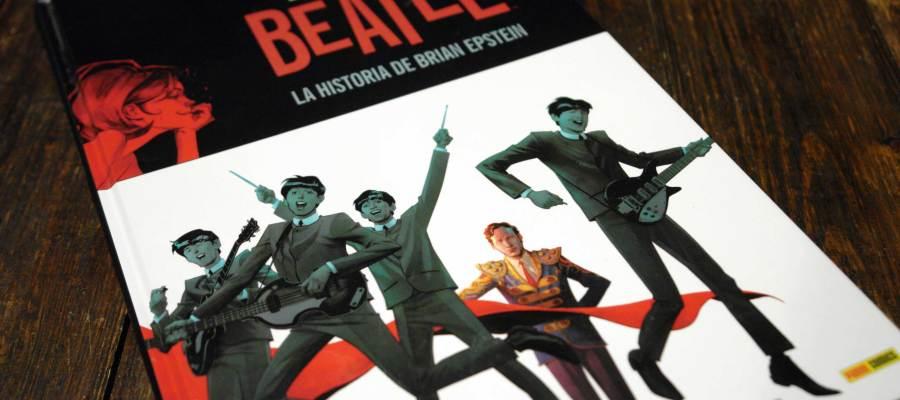 Portada de 'El Quinto Beatle', que edita Panini Comics