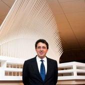 El arquitecto Santiago Calatrava en una imagen de archivo.