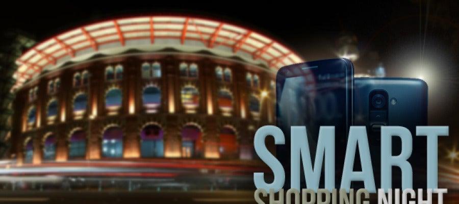 Smart Shopping Night Barcelona 2014