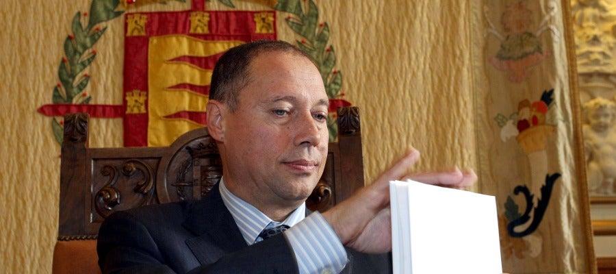 Alfredo Blanco, concejal de Hacienda