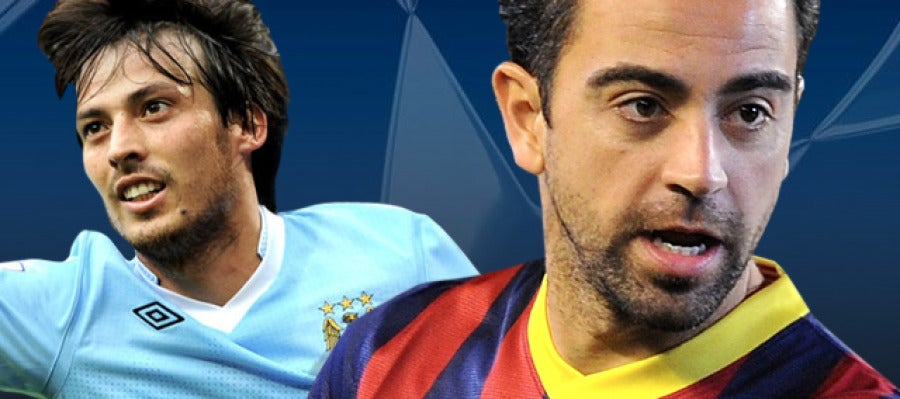 Imagen Champions Barcelona - Manchester City