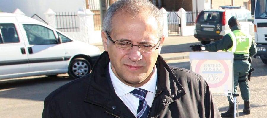 El subdelegado de Gobierno, José Antonio Martínez Bermejo