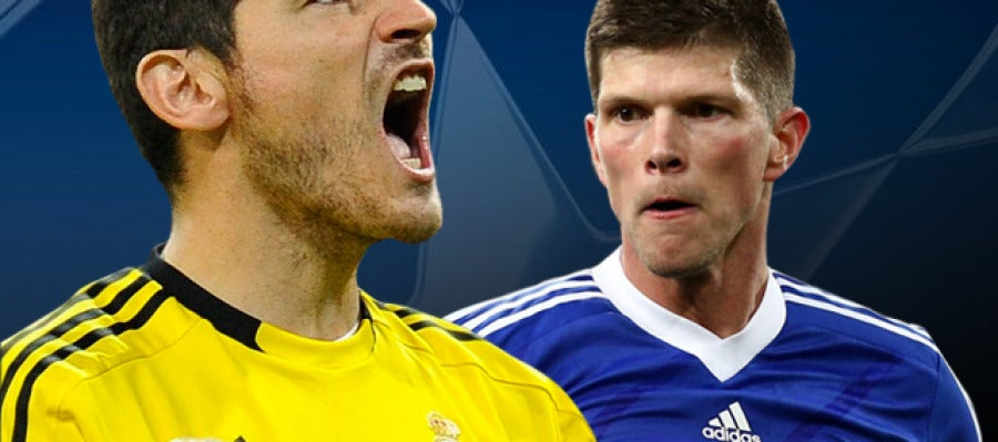 Schalke - Real Madrid en Radioestadio