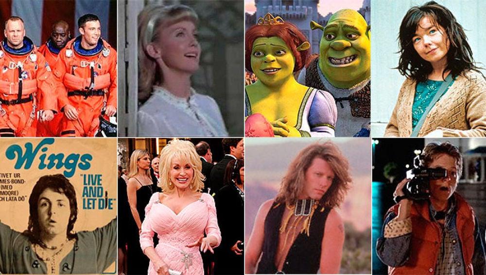 10 canciones que podrían haber ganado un Oscar... y al final perdieron