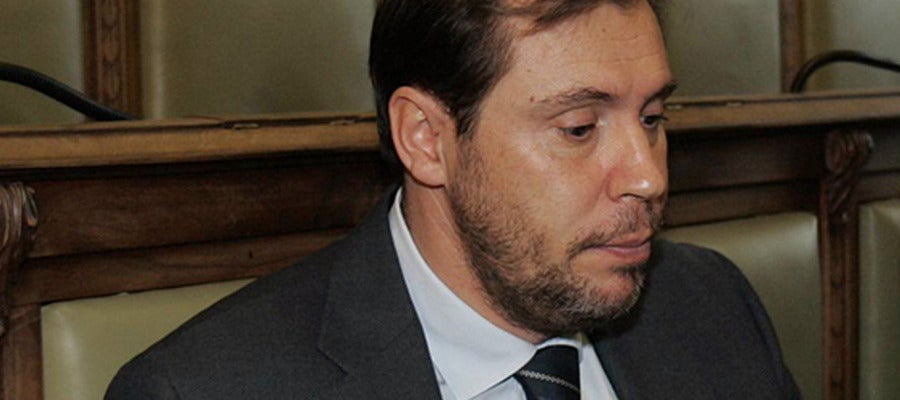 Presidente del Grupo Municipal Socialista, Óscar Puente