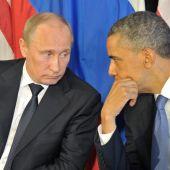 Putin y Obama hablan sobre Crimea