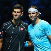 Novak Djokovic y Rafa Nadal, siempre rivales por el número 1