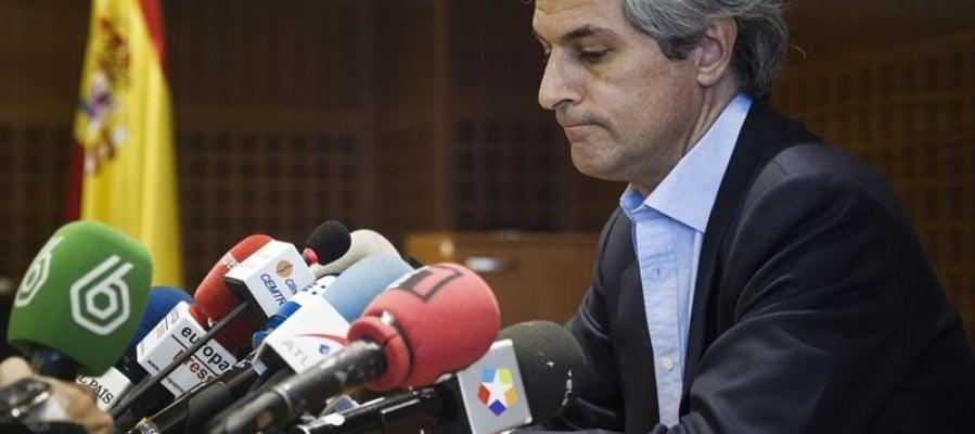 El hijo del expresidente del Gobierno Adolfo Suárez, Adolfo Suárez Illana