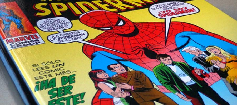 Colección Marvel Gold. The Amazing Spider-Man, publicado por Panini Cómics.