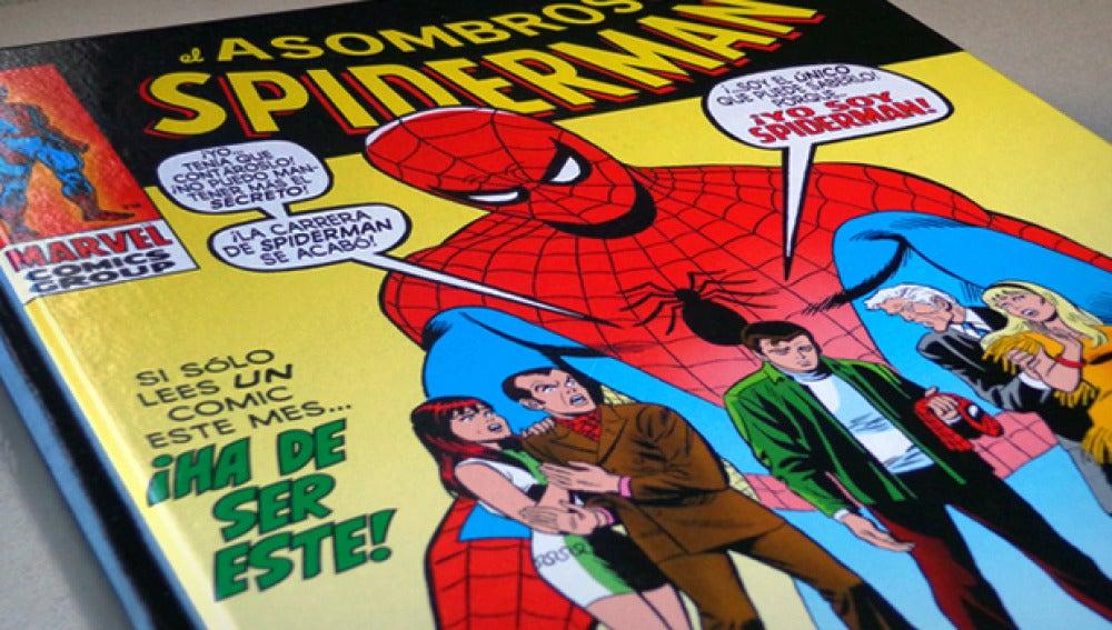 The Amazing Spider-man. Portada