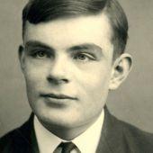 El matemático británico Alan Turing