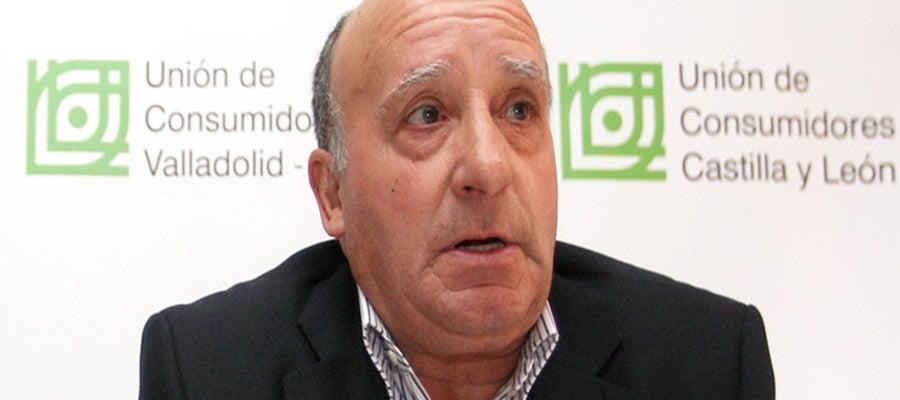 El presidente de la UCE, Prudencio Prieto