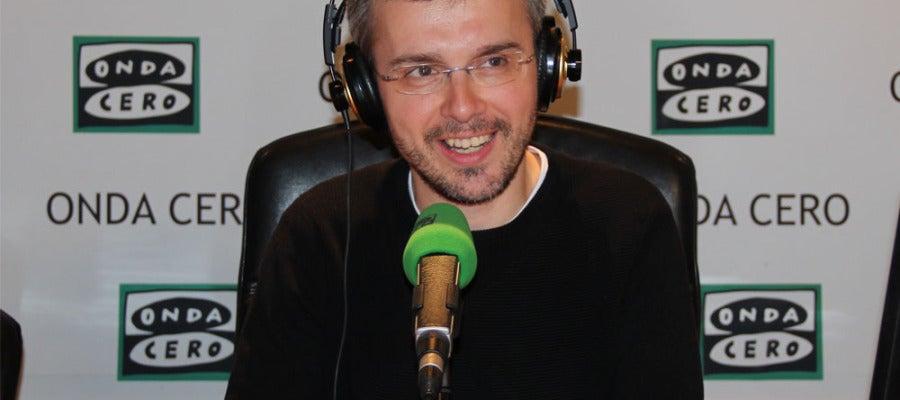 Juan Gómez Jurado, periodista y escritor