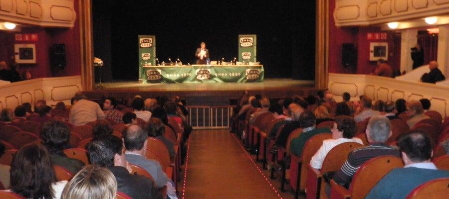 Público de La Brújula en Calahorra