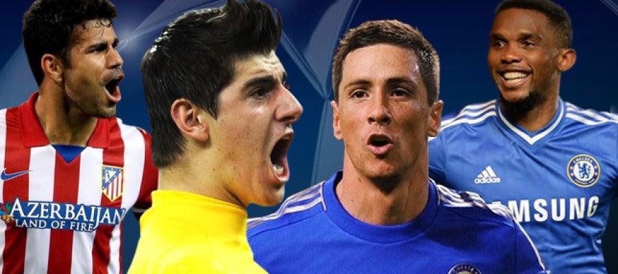 Duelo de Champions: Atlético de Madrid - Chelsea