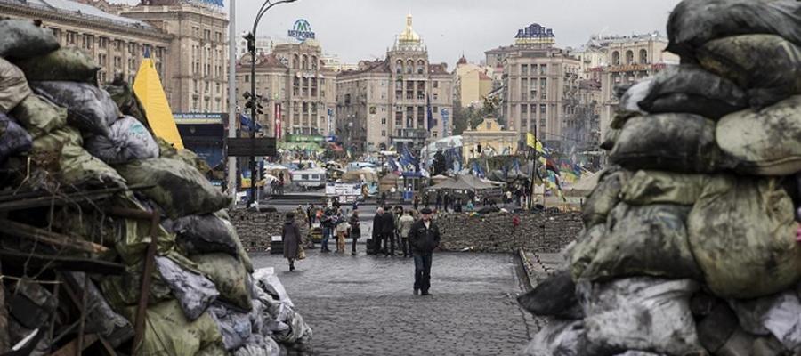 Máxima tensión en Ucrania