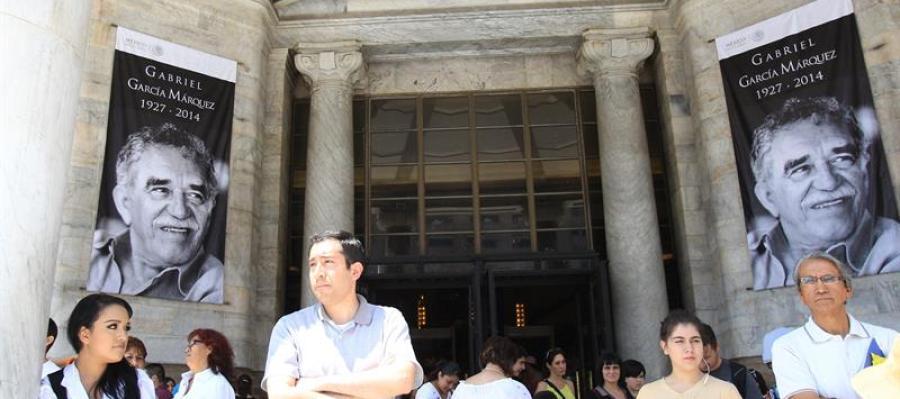 El Palacio de Bellas Artes de la Ciudad de México acogerá las cenizas del escritor