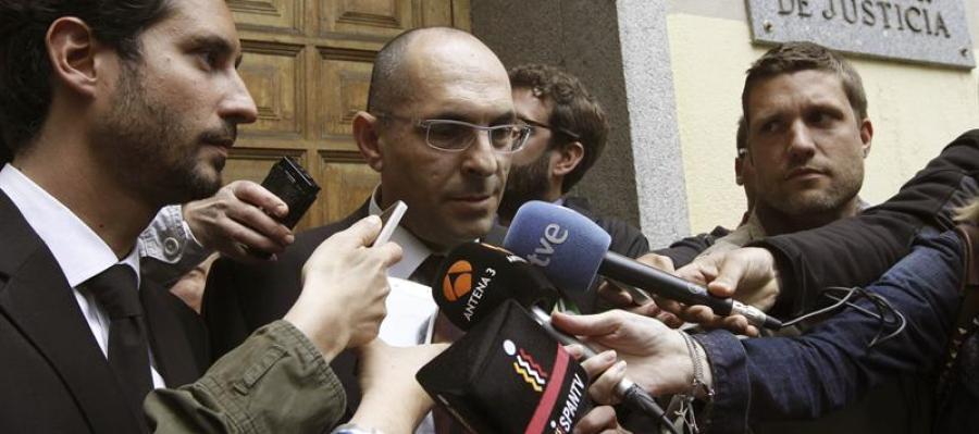 El magistrado Elpidio José Silva