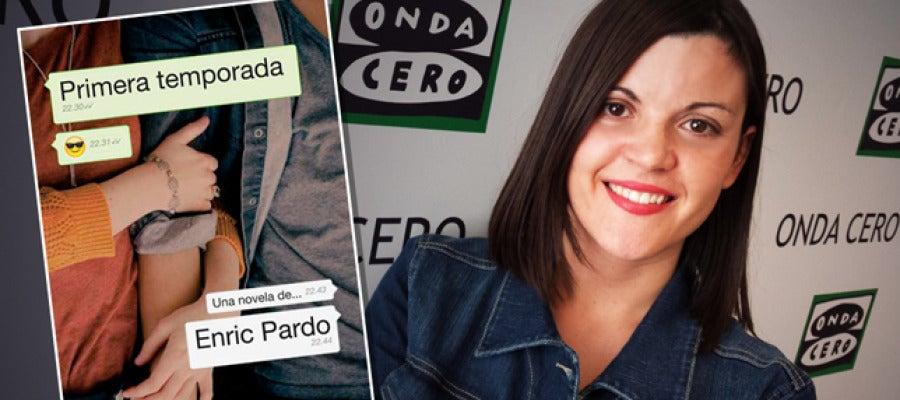 Un minut per a la lectura: 'Primera temporada', amb Estefanía Pino