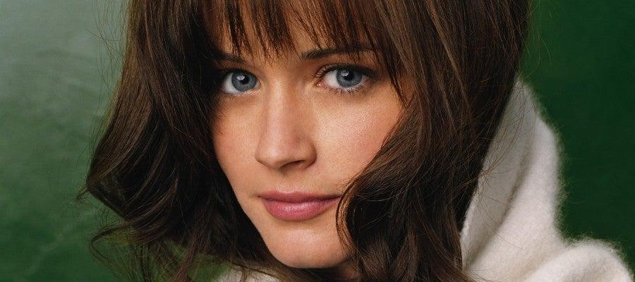 Los ojos azules de Alexis Bledel