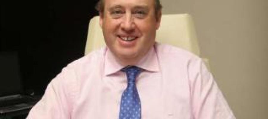 Jose Luis Suarez, presidente de Copasa