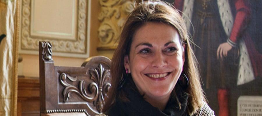 La concejala de Urbanismo, Cristina Vidal