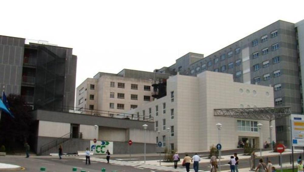 Hospital de Cabueñes, en Gijón