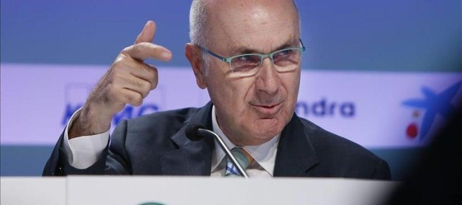 El secretario general de CiU, Josep Antoni Duran Lleida.