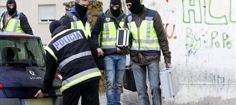 Desarticulan una célula de captación yihadista