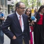 El abogado de Iñaki Urdangarin, Mario Pascual Vives