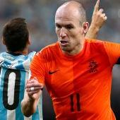 Imagen Argentina - Holanda, semifinal del Mundial