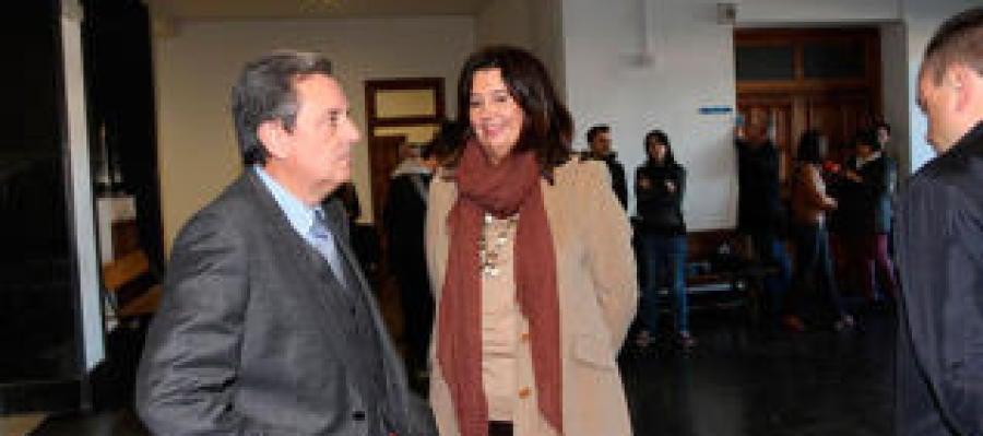 A concejala de Benestar, Marga Martín, declarou en calidade de imputada en dúas ocasións