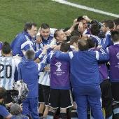 Argentina se mete en la final del Mundial