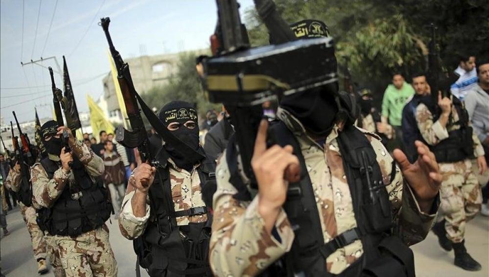 Aumenta el reclutamiento de europeos para la yihad