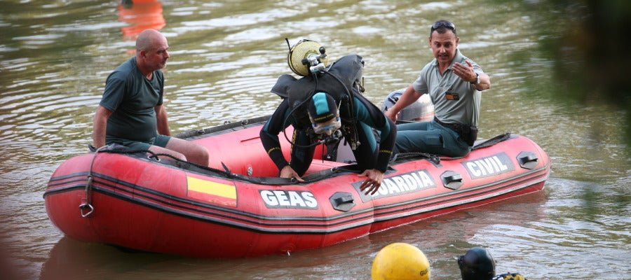 Aparece ahogado un joven de 18 años desaparecido mientras se bañaba en el río Duero en San Miguel del Pino (Valladolid)